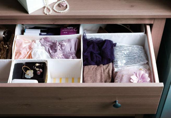 Ordenar caj n de ropa interior me lo dijo lola for Como organizar mi armario