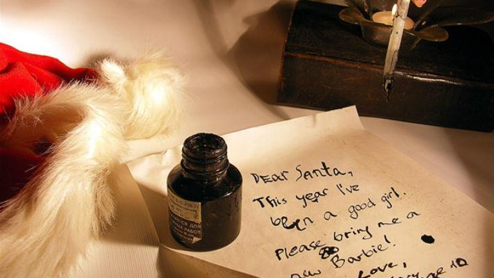 Cómo hacer una carta para Santa Claus? | Me lo dijo Lola