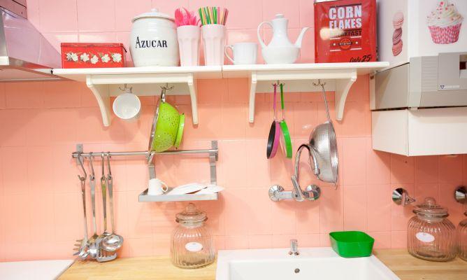 Tips para organizar tu cocina me lo dijo lola - Como organizar los muebles en una casa pequena ...