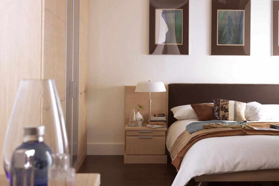 Tips para que tu cuarto se vea mas grande me lo dijo lola for Colores para recamaras pequenas