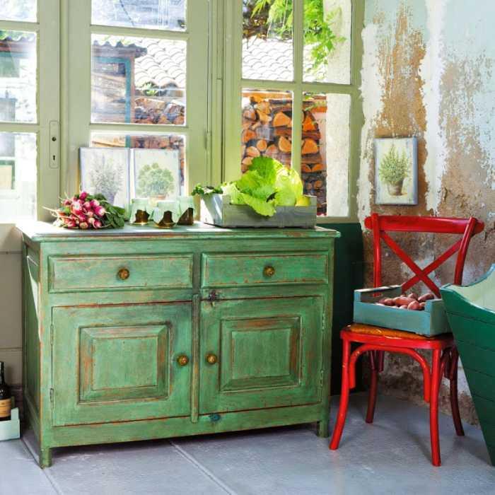 Diy haz tu propio mueble vintage me lo dijo lola - Muebles de cocina estilo retro ...