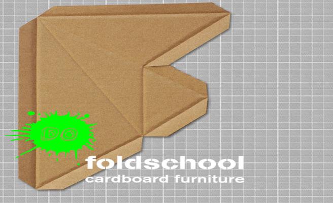 Muebles de cart n foldschool me lo dijo lola for Muebles de carton precios