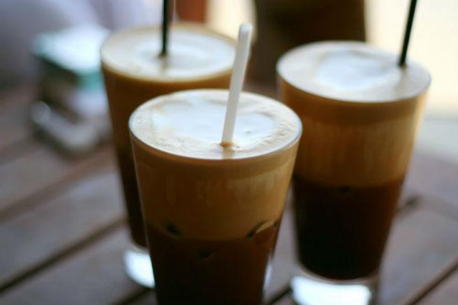 Como Hacer Frappe De Cafe
