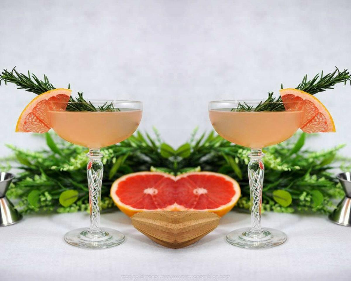 Resultado de imagen para Coctel gin y toronja