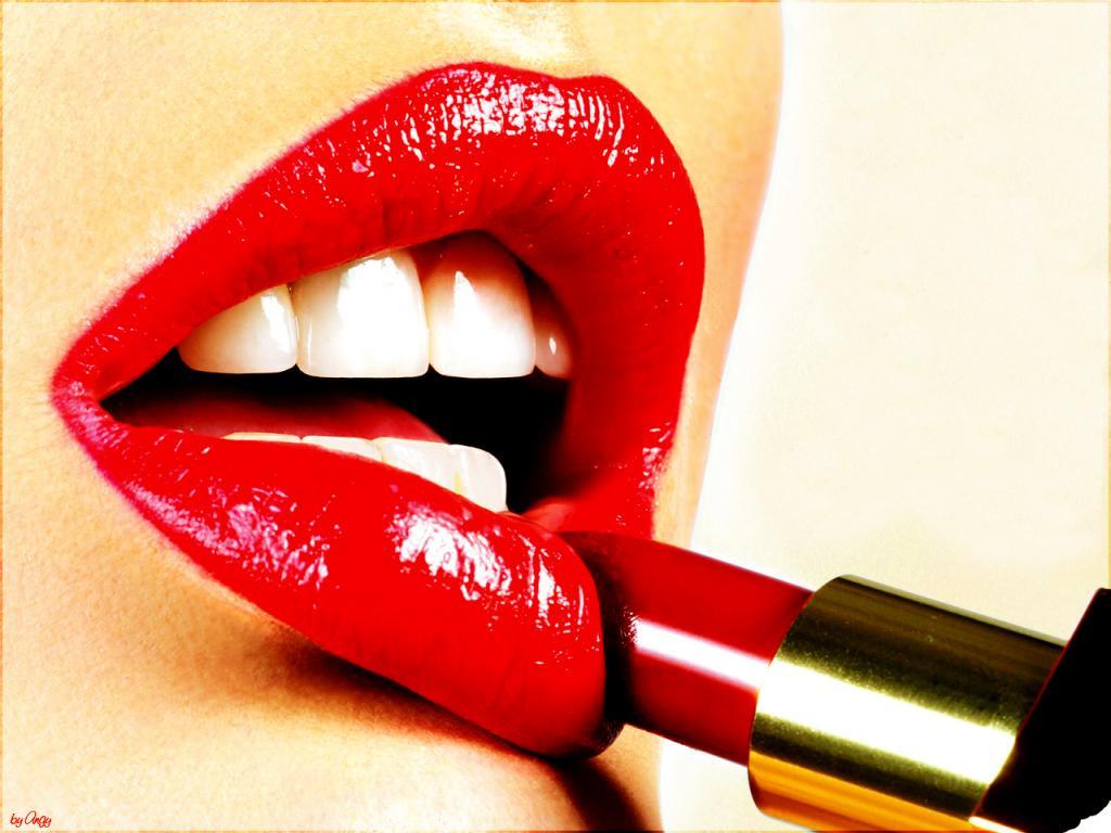 Apuesta por unos labios rojos