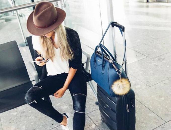 Lo que no debes vestir para viajar en avi n me lo dijo lola - Que peut on emmener en avion ...