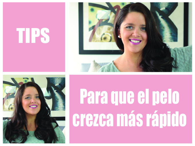 Tips para que el pelo te crezca rápido