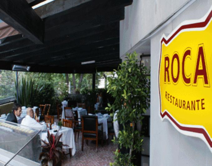 Un restaurante para cenar delicioso entre semana me lo for Restaurante la roca