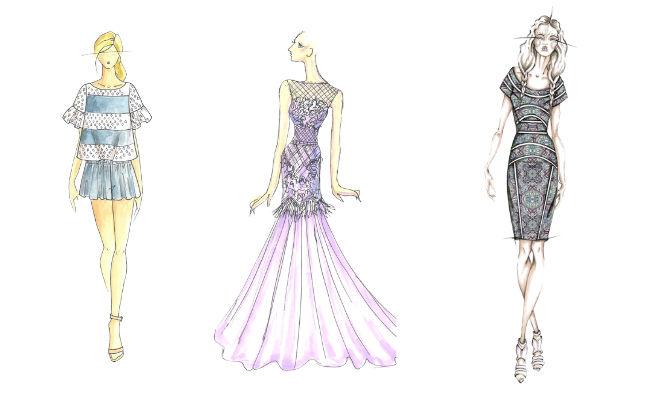 Los colores de moda para la primavera 2014