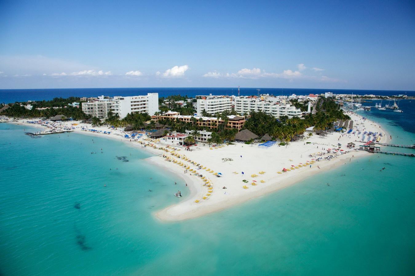 Playa nudista isla mujeres