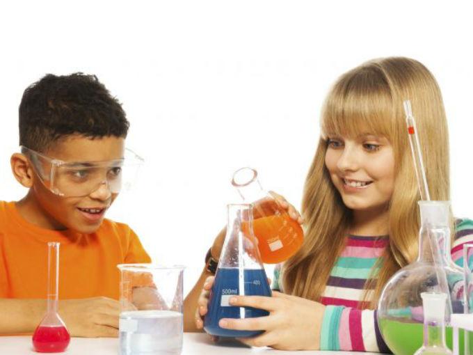 4 experimentos para hacer con los niños