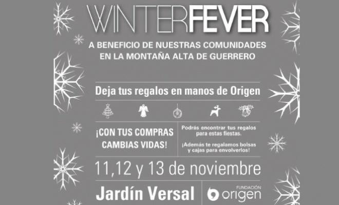Winter fever 2013 me lo dijo lola for Jardin versal