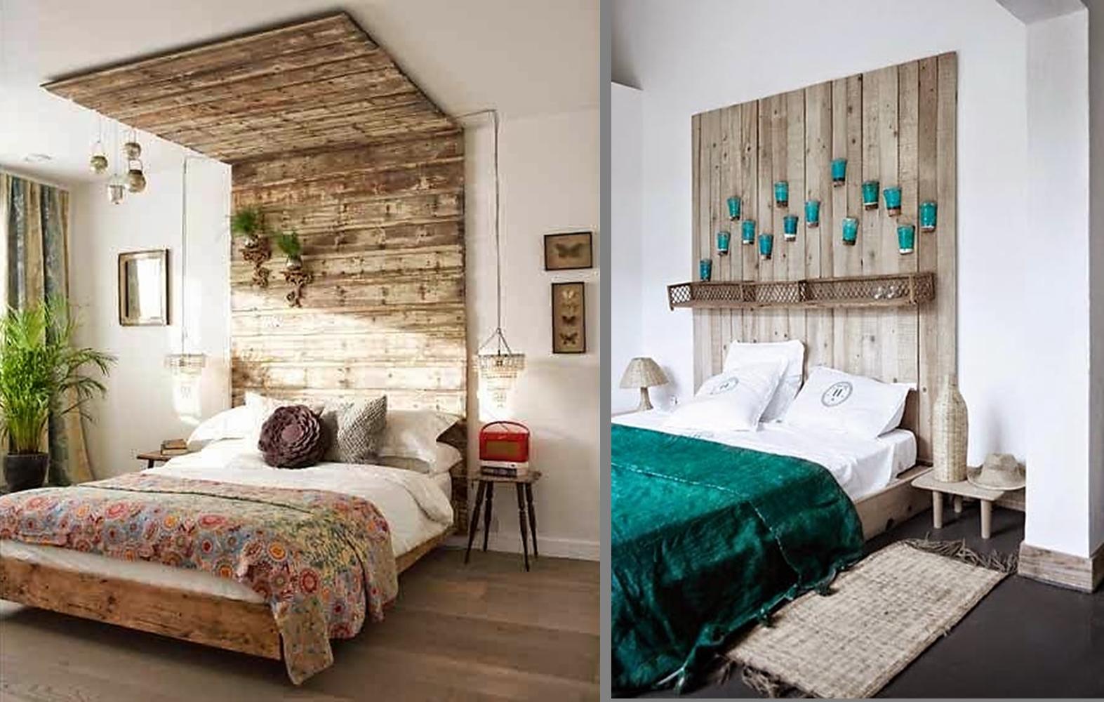Ideas de cabeceras originales para tu casa me lo dijo lola - Ideas originales decoracion ...