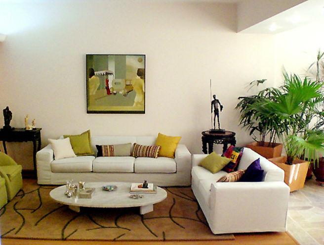 plantas esquineras en tu casa me lo dijo lola On salas modernas para casas pequenas