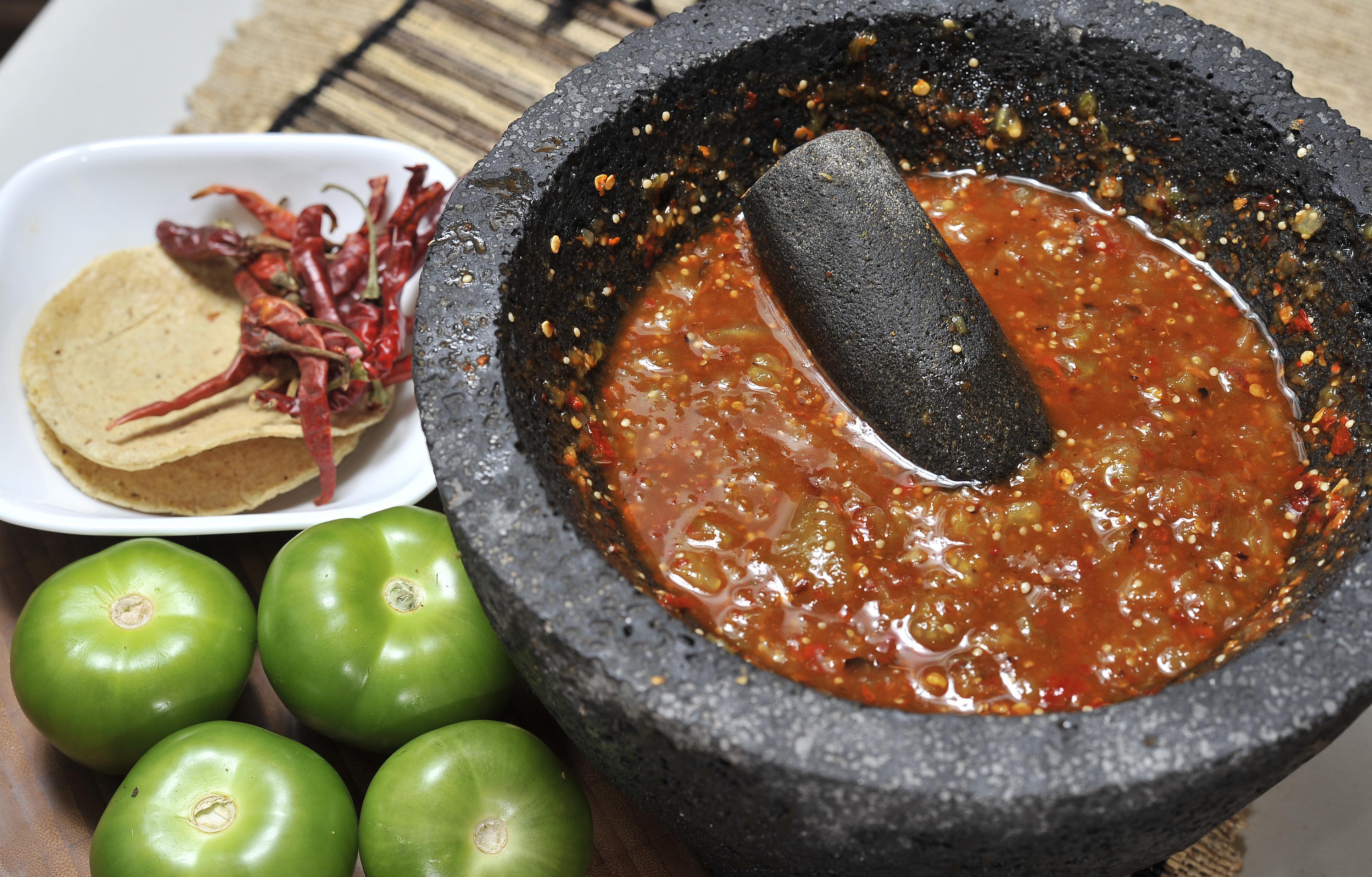 Recetas de Salsas Mexicanas Salsas Mexicanas Caseras | me