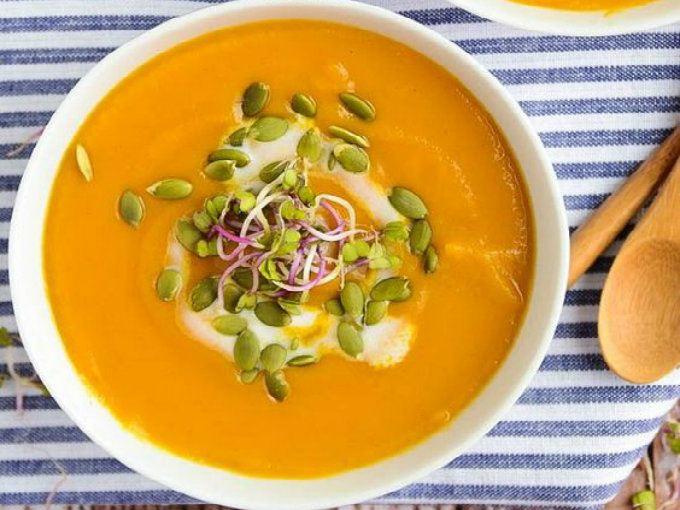¡La sopa détox de temporada!