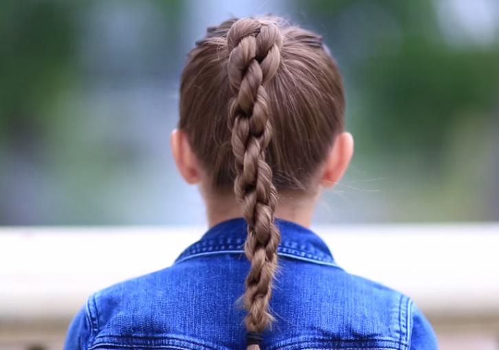 5 Ideas De Peinados Con Trenzas Para Ninas Me Lo Dijo Lola
