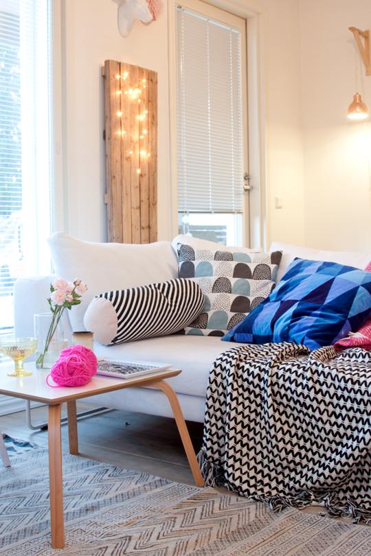 5 formas de iluminar tu casa me lo dijo lola. Black Bedroom Furniture Sets. Home Design Ideas