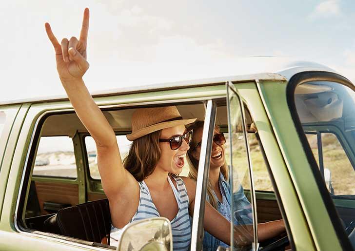 Consejos para viajar con alguien y no morir en el intento