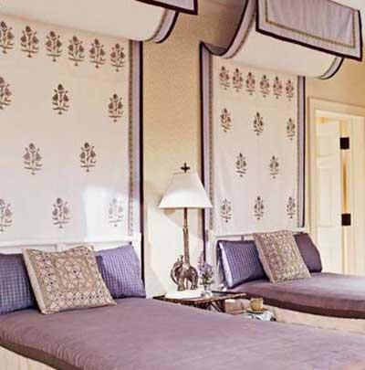 Ideas de cabeceras originales para tu casa me lo dijo lola - Ideas cabecero cama originales ...