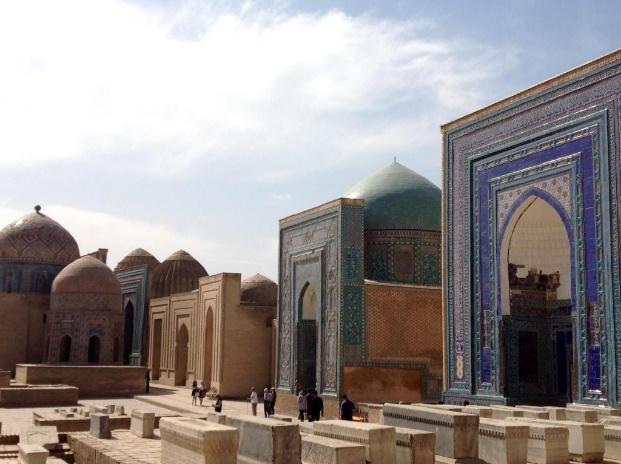 Samarcanda, Uzbekistán