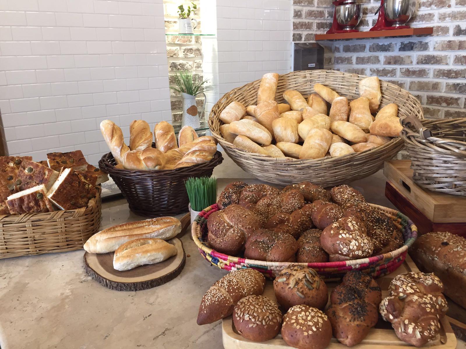 al pan pan taller de panadería