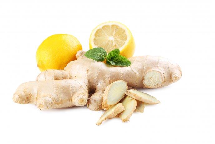 beneficios del jengibre limon y miel