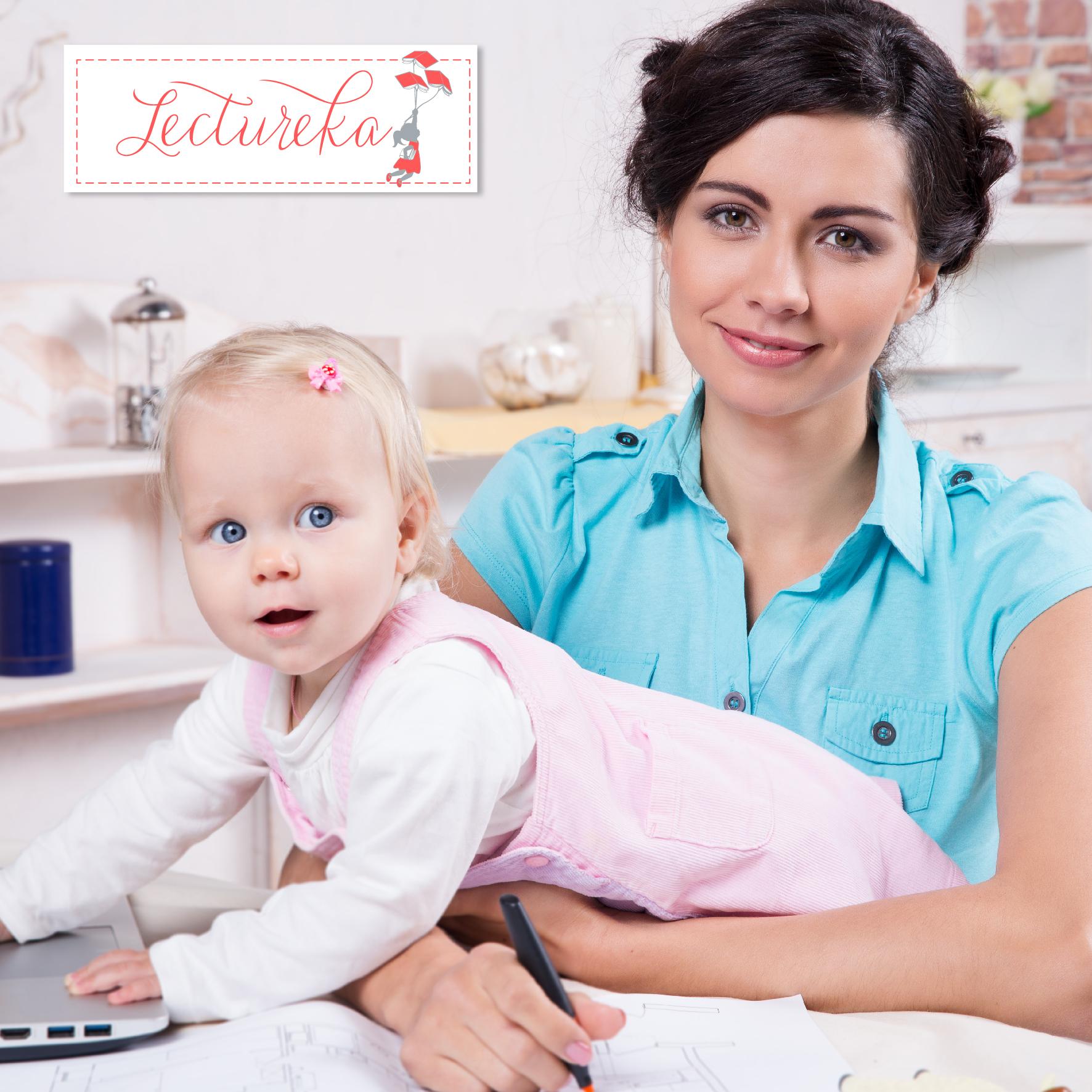 Lectureka recomienda libros para mamás