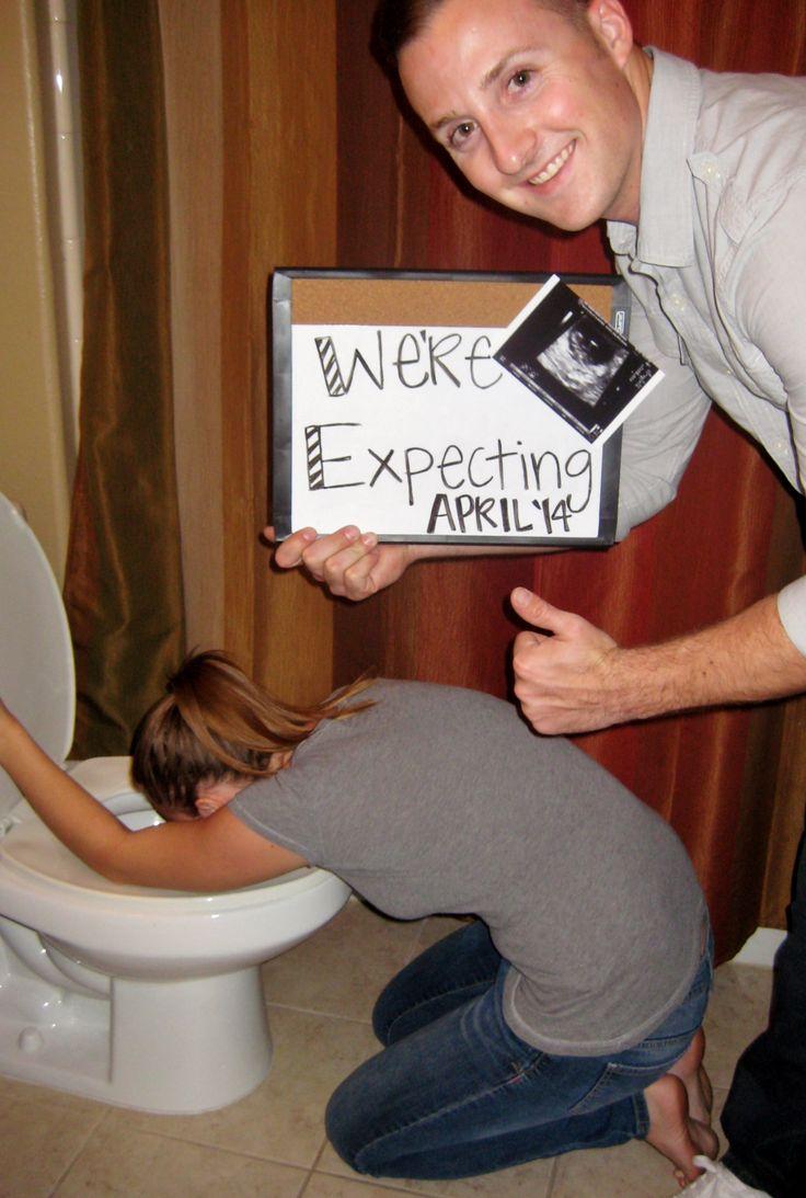 cómo dar la noticia de un embarazo