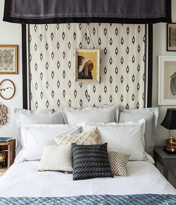 Decorar camas con cojines trendy en la cama cojinescama - Decorar cama con cojines ...