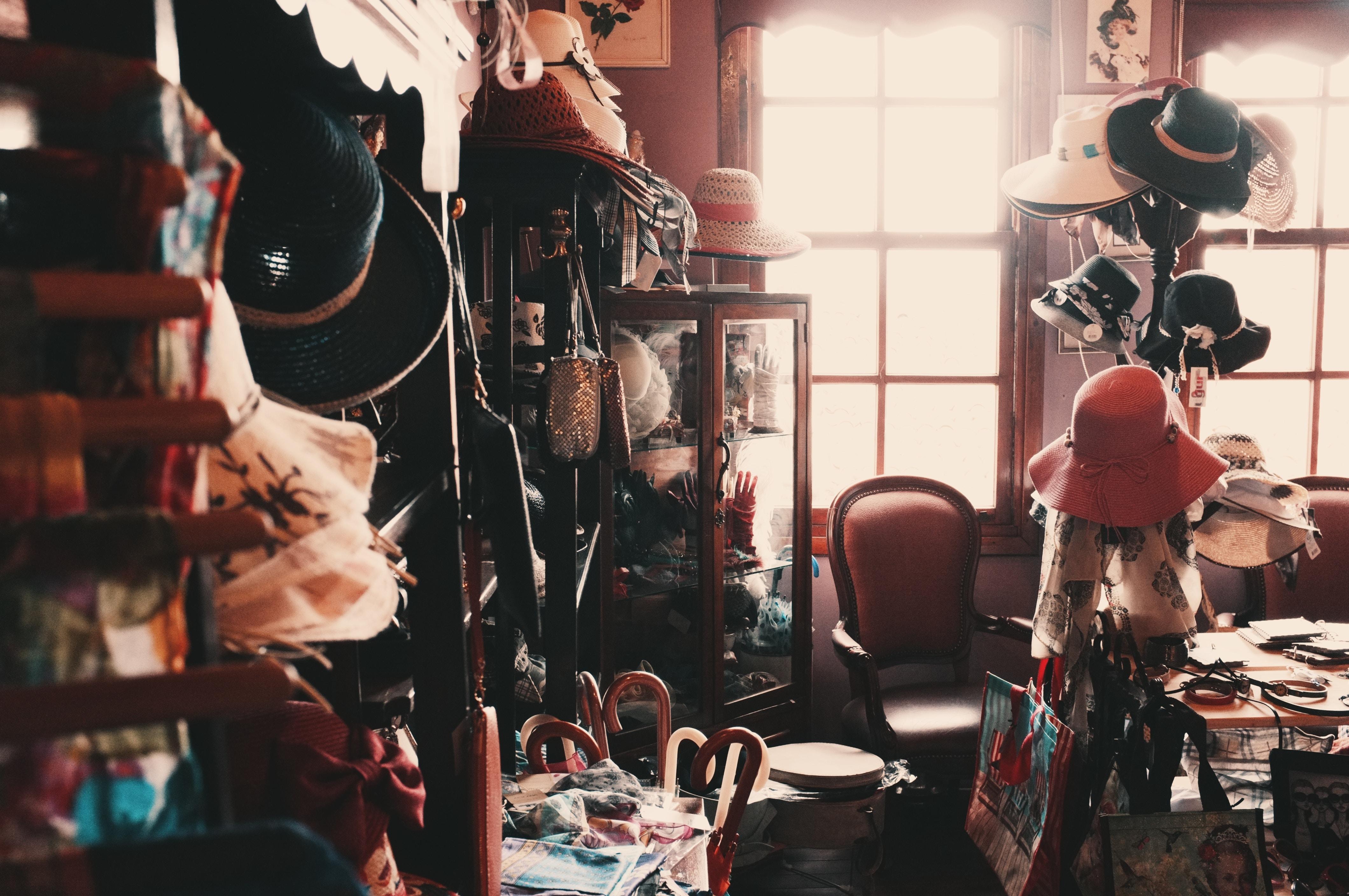 limpiar closet