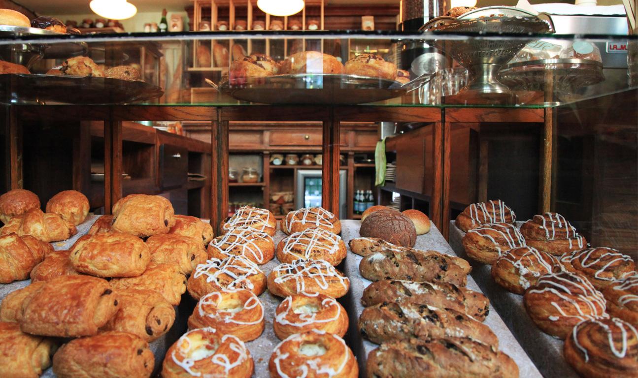 mejores panaderias en la ciudad