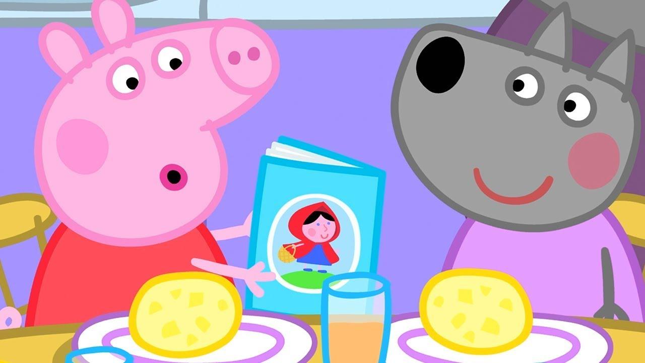 Peppa Pig y sus amigos