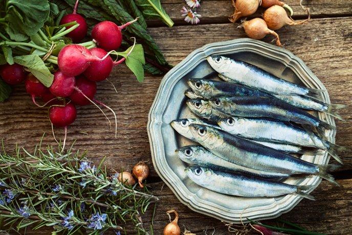 Pescados y productos del mar