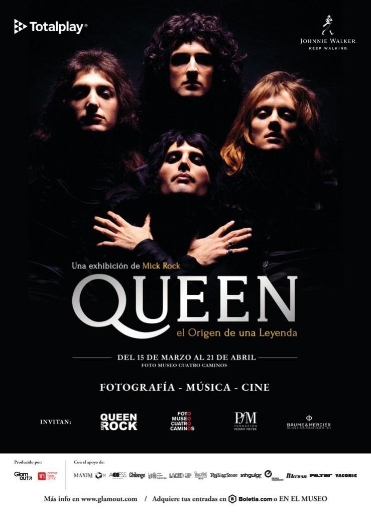Exposición Queen