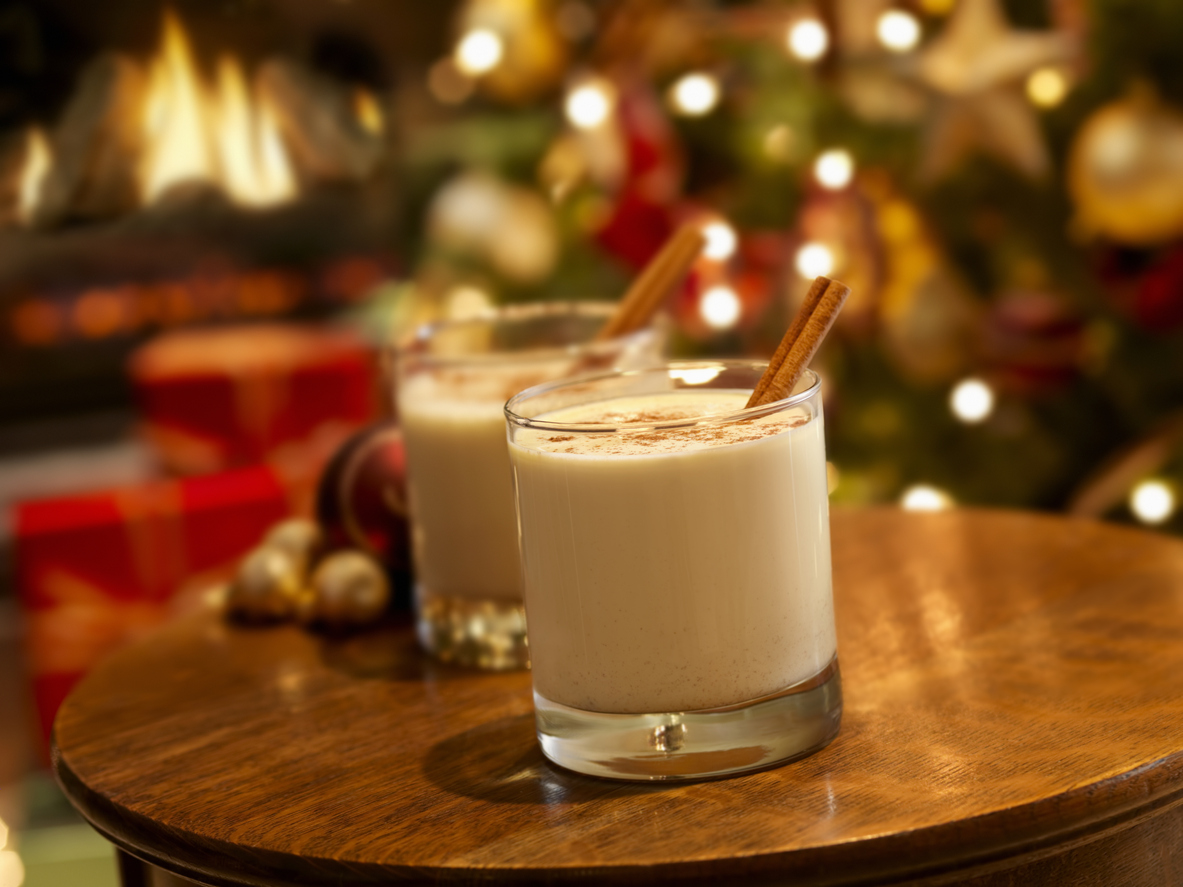 Rompope para Navidad