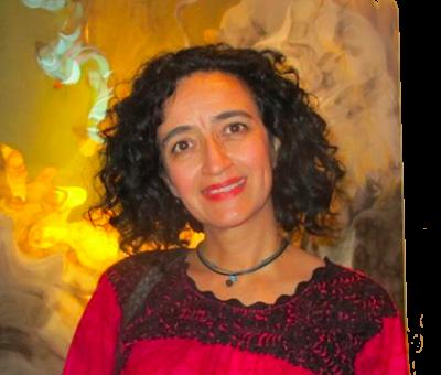 Patricia Burguete - La tía de los aceites