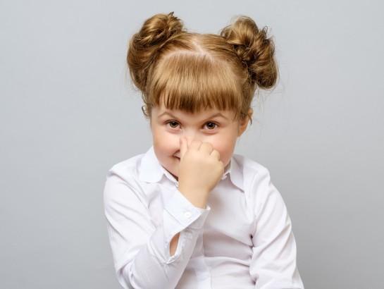 ¿Tu hijo sufre de mocos o nariz tapada? Conoce cómo ayudarlo.