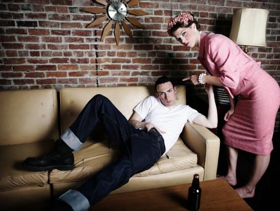 Los hombres con esposas controladoras viven más tiempo
