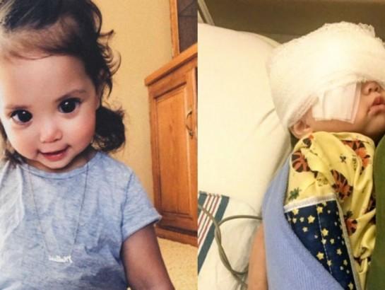 Ella es Mehlani y sus bellos ojos están enterneciendo internet