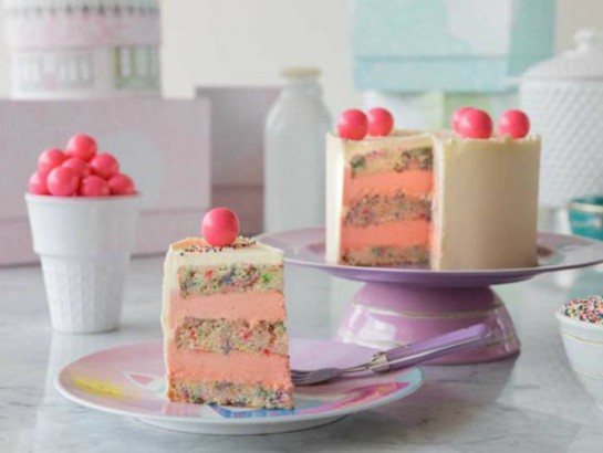 Los pasteles para