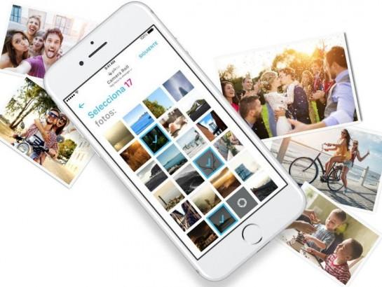 Piktia: app para imprimir fotos de tu celular
