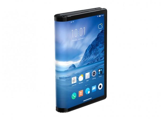 Conoce el primer 'smartphone' con pantalla flexible del mercado