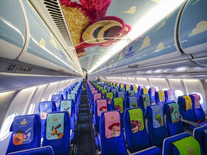 ¡Al infinito y más allá! Ya podrás volar en avión de Toy Story