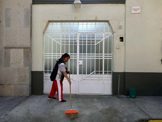 El kínder, la casa y el restaurante: Un paseo por la 'Roma' de Cuarón
