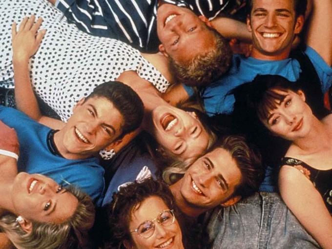 'Beverly Hills 90210', la serie que marcó toda una época juvenil