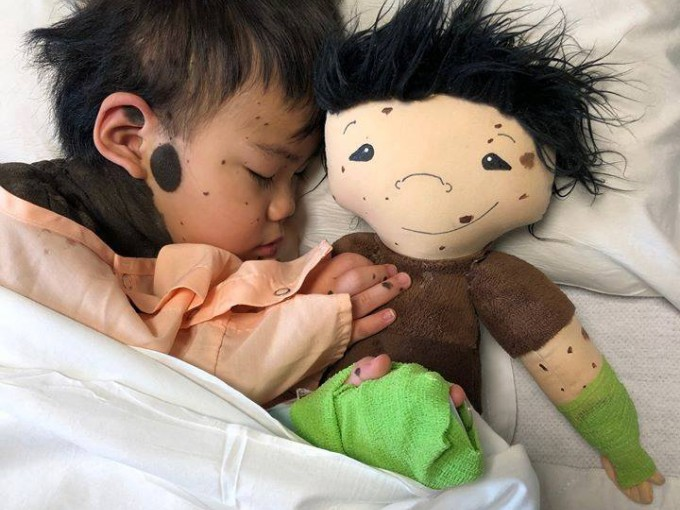 Foto: A doll like me