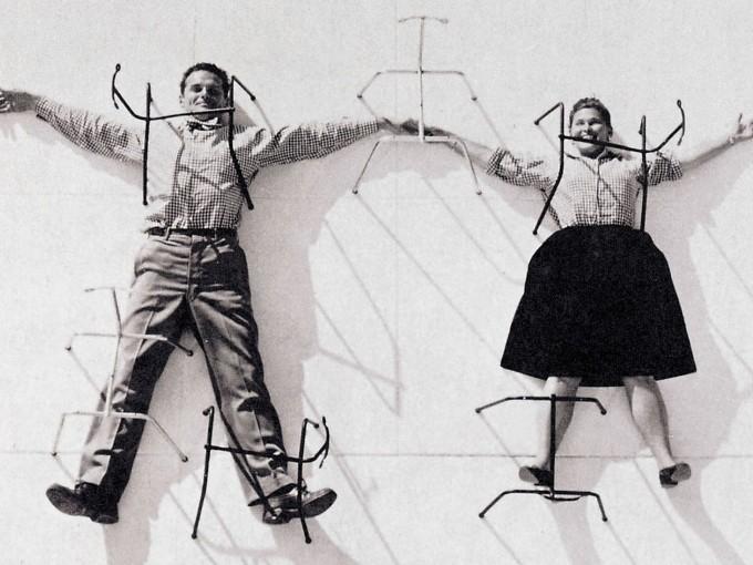 Esposos Eames