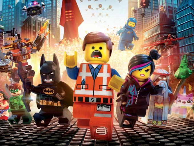 La película de Lego