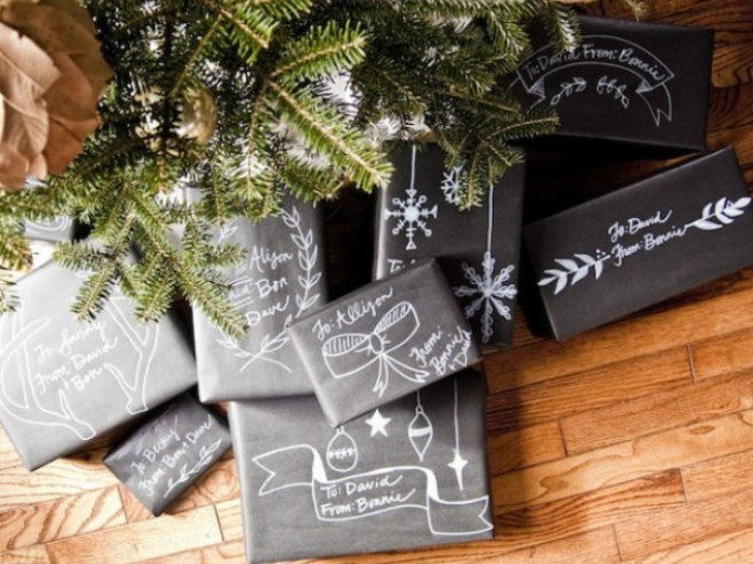 Empacar regalos navidad me lo dijo lola - Envolver regalos de navidad ...